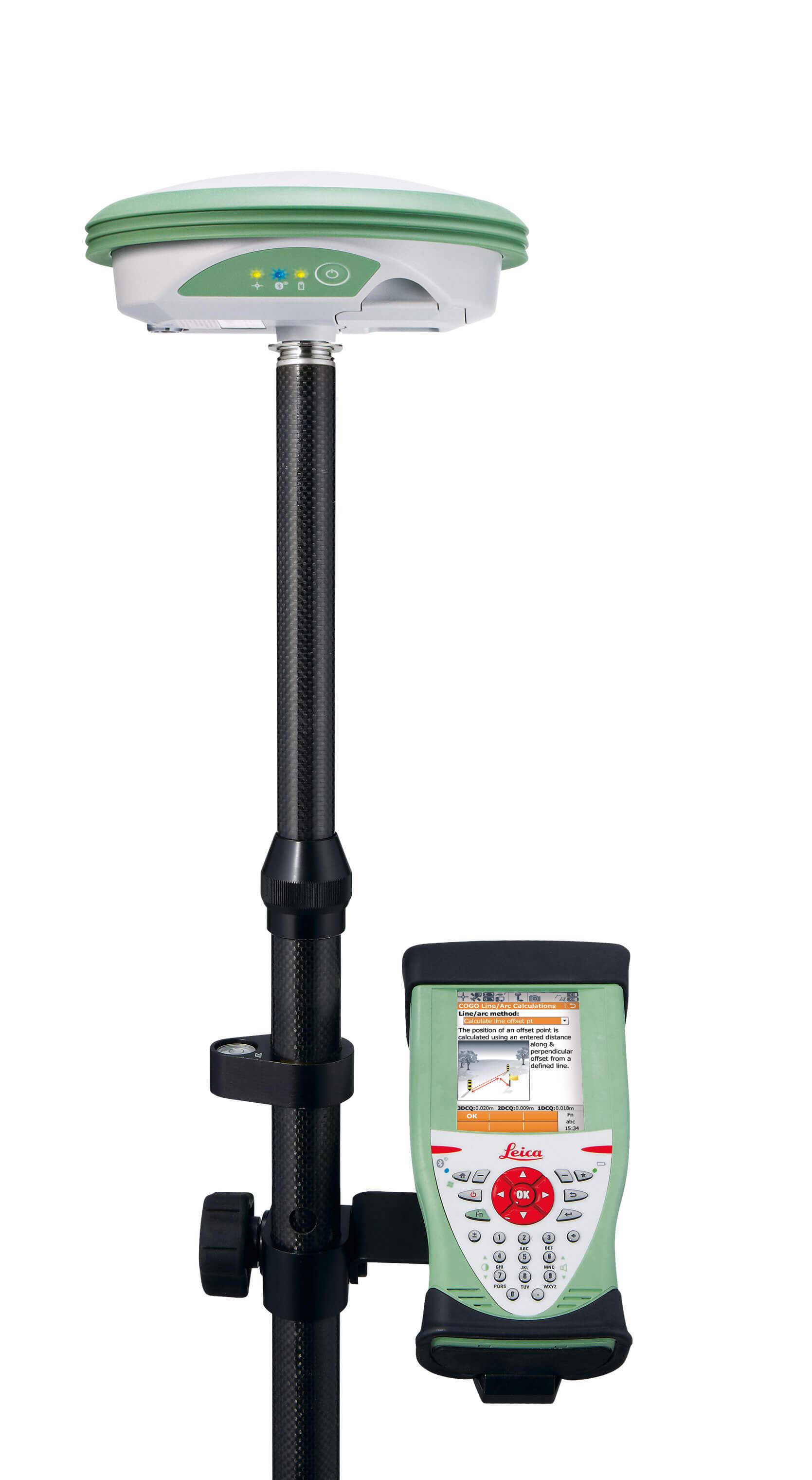 GNSS приемник Leica (Швейцария) GS08+